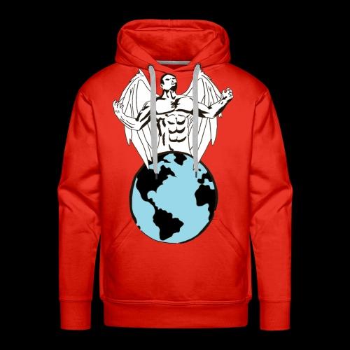 KSK angel - Sweat-shirt à capuche Premium pour hommes