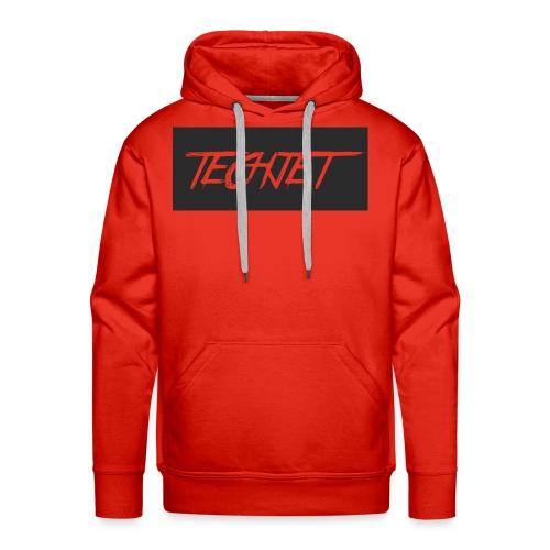 Techjet Design - Men's Premium Hoodie