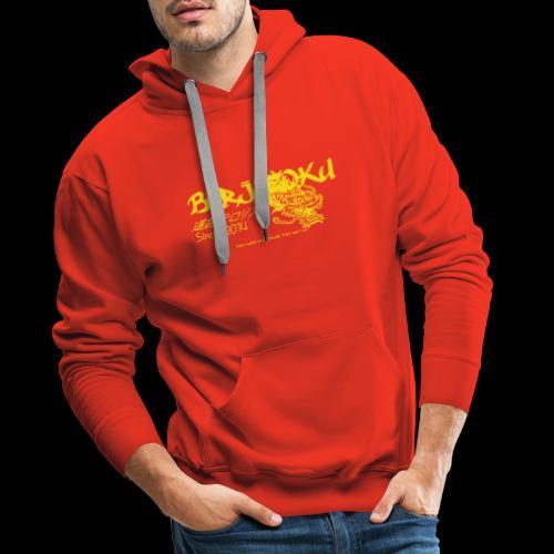 Dragonzoku - Sweat-shirt à capuche Premium pour hommes