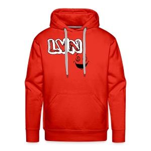 LoGoTest - Mannen Premium hoodie