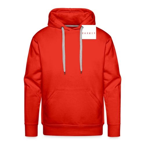 Darkey hoodie - Männer Premium Hoodie