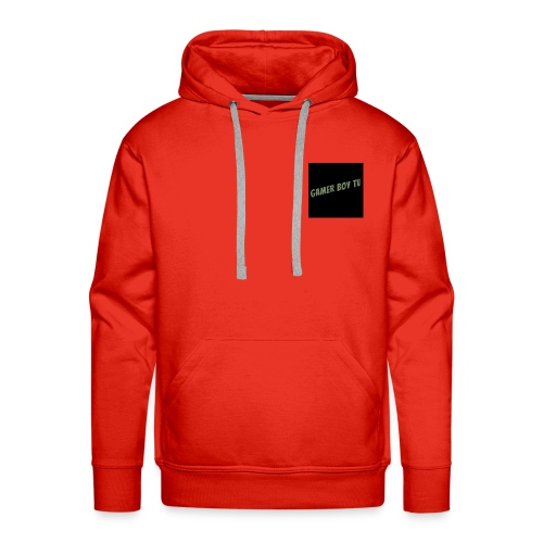 Gamer Boy Tv - Men's Premium Hoodie