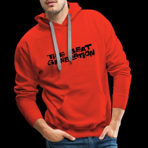The Beat Generation - Sweat-shirt à capuche Premium pour hommes