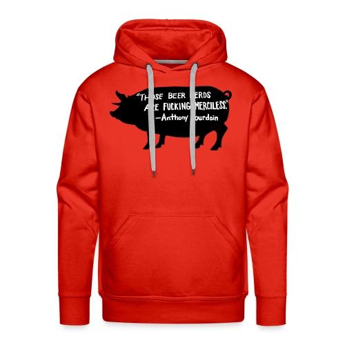 Beer Nerds - Mannen Premium hoodie
