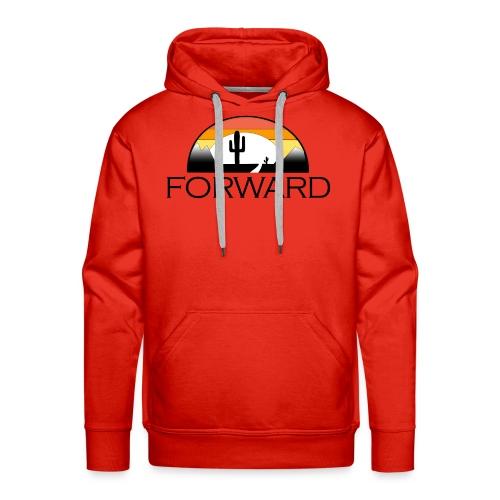 FORWARD Shirt - Männer Premium Hoodie