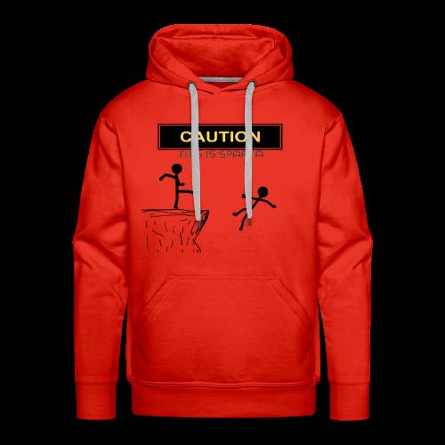 This.. Is.. Sparta ! - Sweat-shirt à capuche Premium pour hommes