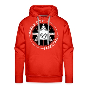 Munich City Basketball - Männer Premium Hoodie