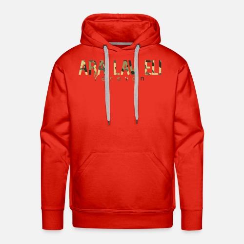 ARA LAV ELI LEGER - Mannen Premium hoodie