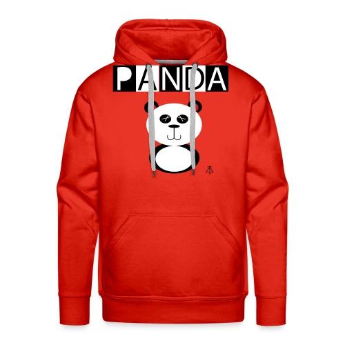 Panda - Mannen Premium hoodie