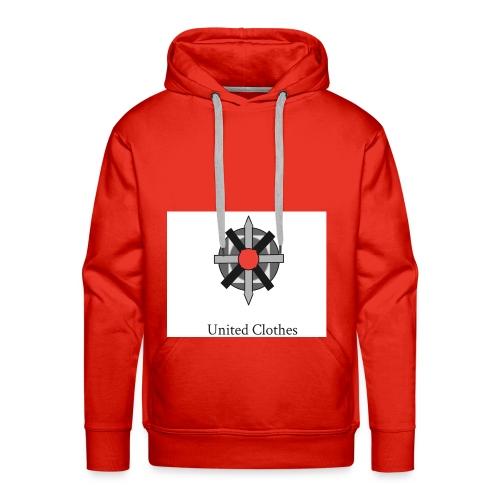 United clothes Logo - Mannen Premium hoodie