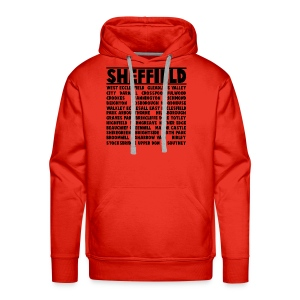 Sheffield City - Men's Premium Hoodie