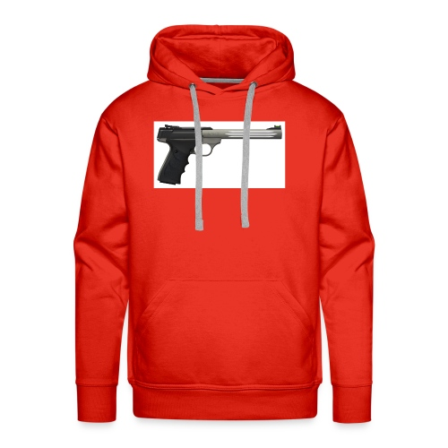 pistol - Herre Premium hættetrøje