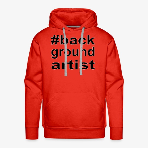 backgroundartist - Männer Premium Hoodie
