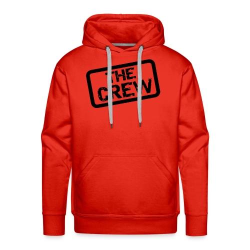 Crew logo - Premiumluvtröja herr