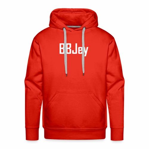 BBJey - Sweat-shirt à capuche Premium pour hommes