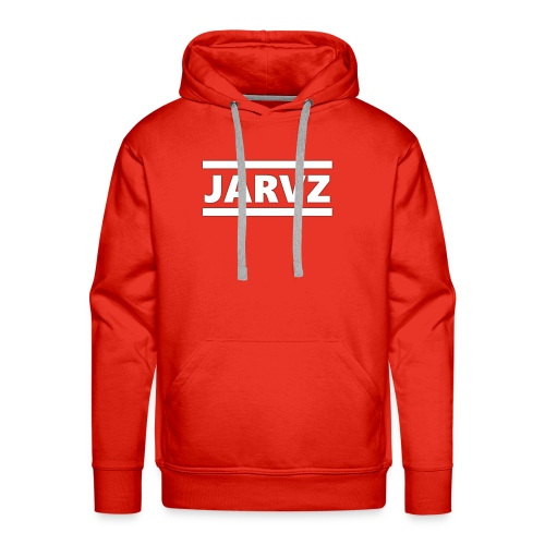 Jarvz Logo - Men's Premium Hoodie