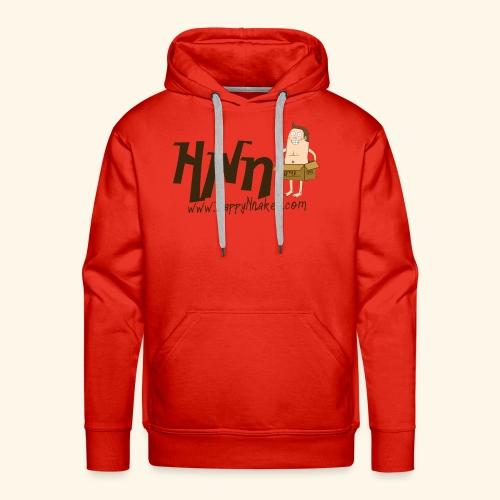 HNn Lgo - Men's Premium Hoodie