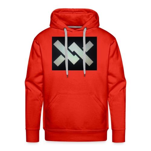 Original Movement Mens black t-shirt - Men's Premium Hoodie
