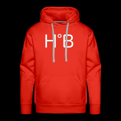 HB - Männer Premium Hoodie