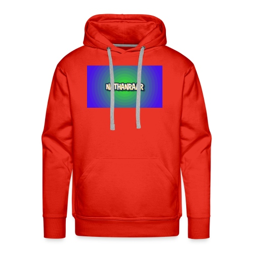 Nathan Raar - Mannen Premium hoodie