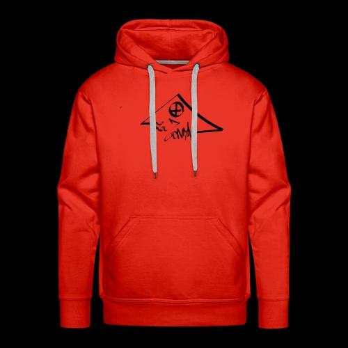 La Zionmai - Sweat-shirt à capuche Premium pour hommes