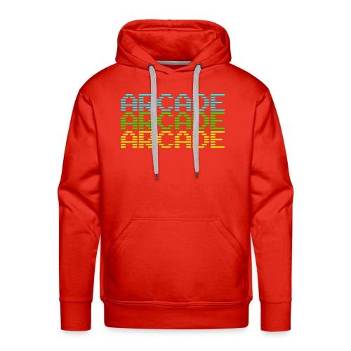 arcade3 - Männer Premium Hoodie