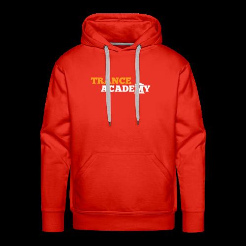 Trance Academy Logo - Men's Premium Hoodie