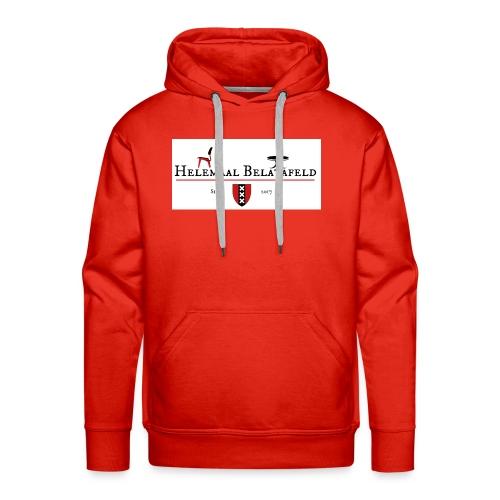 Helemaal Belatafeld - Mannen Premium hoodie