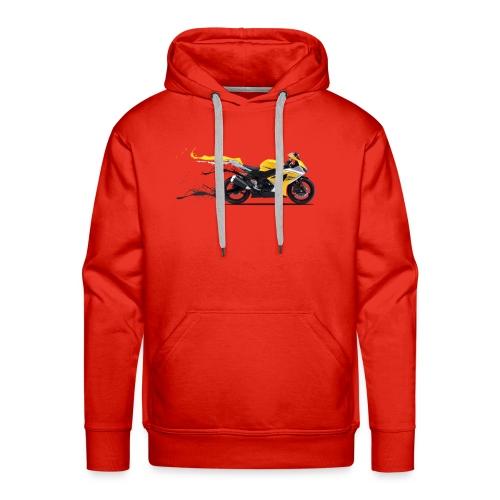 Motorbike - Männer Premium Hoodie