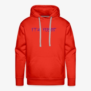 my new merch itz yusof - Men's Premium Hoodie