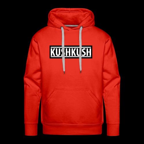 KUSHKUSH - Mannen Premium hoodie