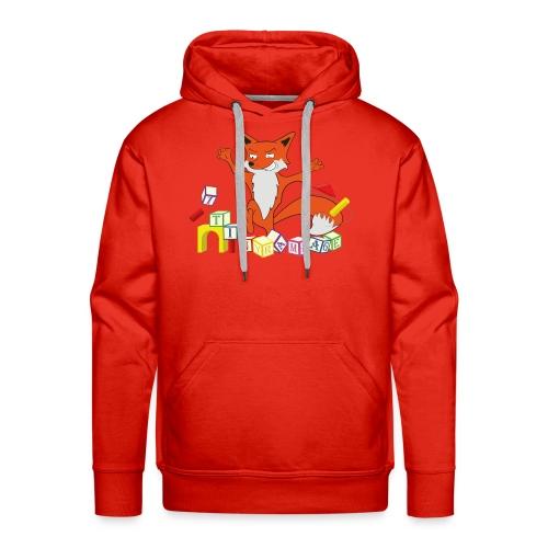 Tiny Rampage - Mannen Premium hoodie