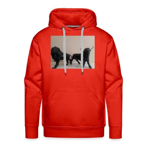 20180826 164541 1 - Sweat-shirt à capuche Premium pour hommes
