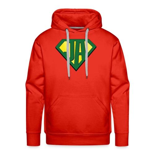 JA super hero - Men's Premium Hoodie