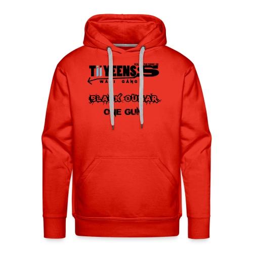 TiiYeens - Sweat-shirt à capuche Premium pour hommes