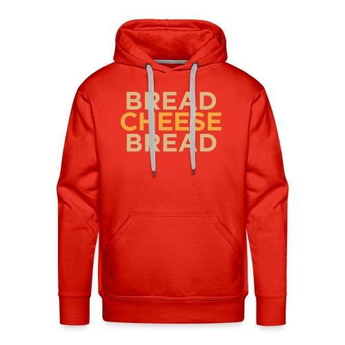 Grilled cheese sandwich - Men's Premium Hoodie