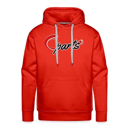 Cparts - Sweat-shirt à capuche Premium pour hommes