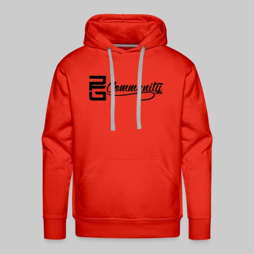 PG Community EST 2017 - Männer Premium Hoodie
