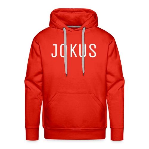 Jokus Bright - Mannen Premium hoodie