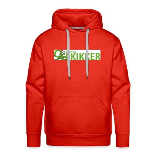 Logo Opkikker - Mannen Premium hoodie