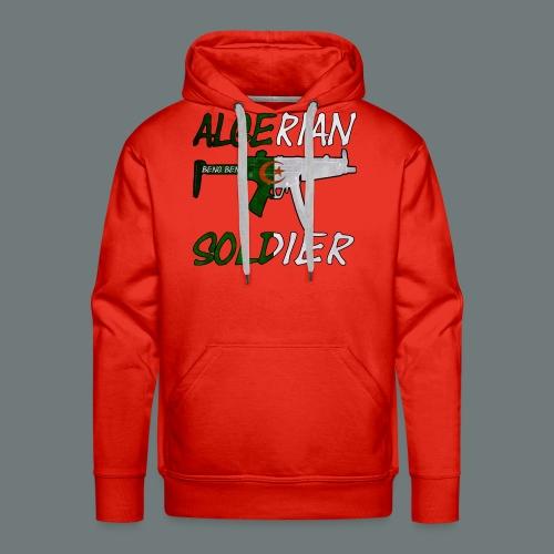 Algerian Soldier Trui (Heren) - Mannen Premium hoodie