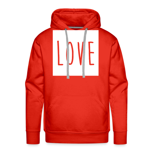 Love Women - Men's Premium Hoodie