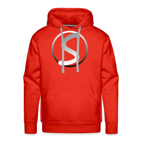 Giant Spludge Drinking Can - Men's Premium Hoodie