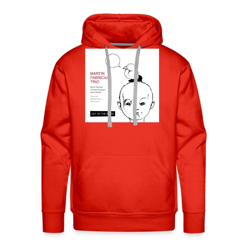 Out of the White - Mens Organic T-Shirt - Men's Premium Hoodie