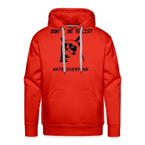 Grumpy Cat T-Shirt - Men's Premium Hoodie