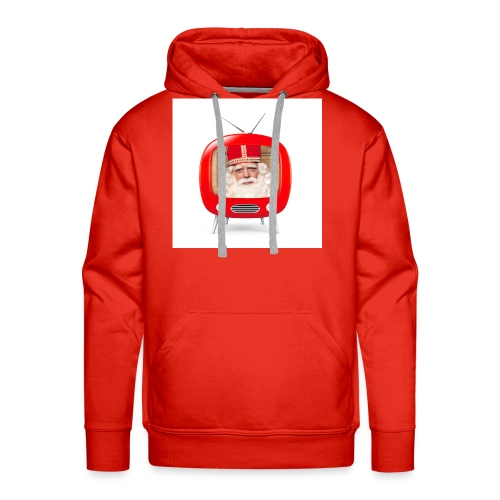 Video van Sint T-Shirt - Mannen Premium hoodie