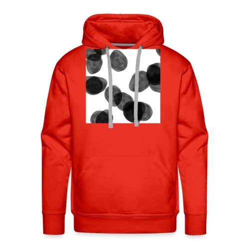 Black clouds - Men's Premium Hoodie
