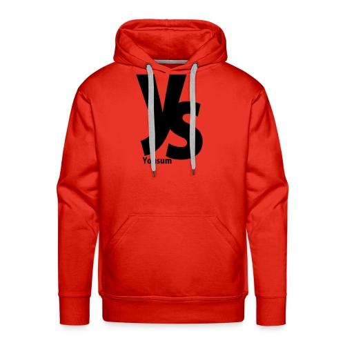 Yousum sweater - Mannen Premium hoodie