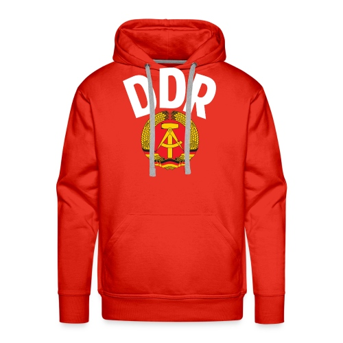 DDR - German Democratic Republic - Est Germany - Männer Premium Hoodie