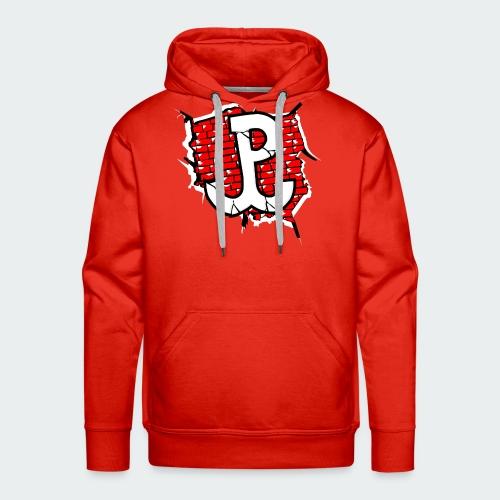 Damska Koszulka Patriotyczna Premium - Bluza męska Premium z kapturem
